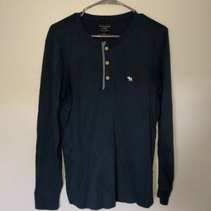 Men's Abercrombie & Fitch Long Sleeve Tee